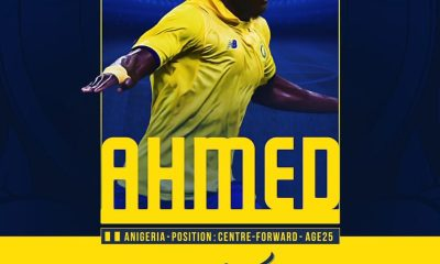 Official : Saudi Club Al Nassr Secure The Service Of Leicester City Star Ahmed Musa 11