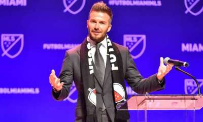 Official : David Beckham Unveils Name And Crest For His MLS Franchise 7