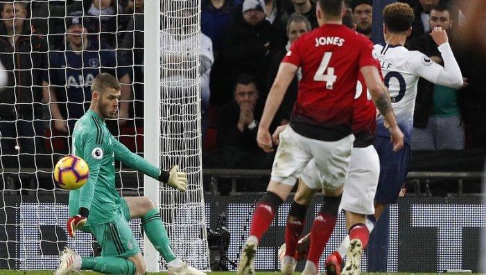 De Gea's Heroic Performance Squeeze Manchester United Past Spurs 4