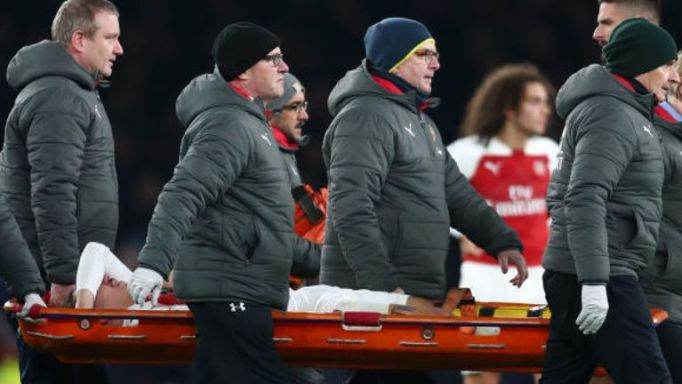 Arsenal's Defender Hector Bellerin Ruled Out For The Rest Of The Season 8