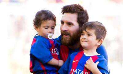 My Son Always Criticise Me - Lionel Messi 8