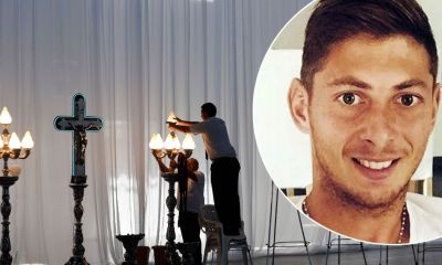 Sala Funeral: Tearful Mouners Pay Tribute As Body Arrive Argentina 6
