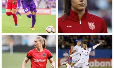 Top Highest-Paid And Richest Female Footballer As At 2017-2019 6