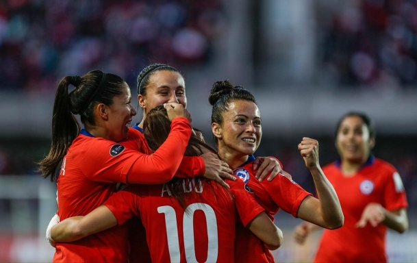 Meet The 24 Teams For 2019 Female World Cup In France 206