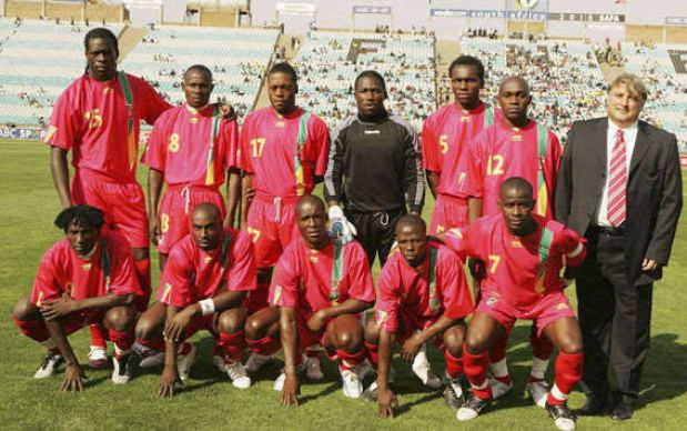 The Teams That Have Never Played At The AFCON 34