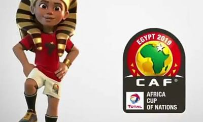 AFCON 2019: The Top 10 Players To Watch Out For 10