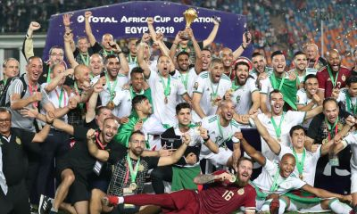 AFCON 2019 : Team Of The Tournament 2