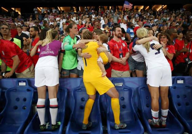 FIFA Womens World Cup : A Big Success, But Africa Still Lagging Behind 13