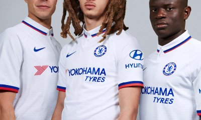 Chelsea Away Kit: The Blues Unveils Mod-Inspired Jersey For 2019/20 Season 2