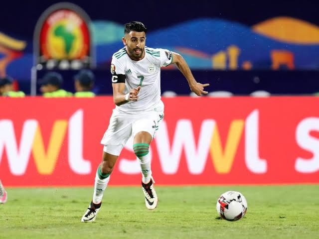 AFCON 2019 : Team Of The Tournament 32