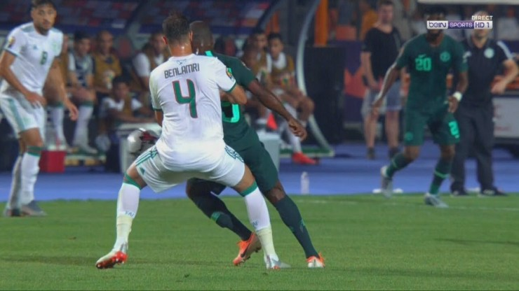 AFCON 2019 : Team Of The Tournament 27