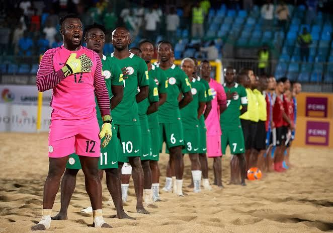 FIFA Beach World Cup: Nigeria, Senegal Represents Africa's In Paraguay 5