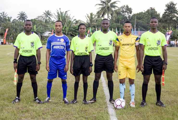 Joe Udofia Unity Cup Season 4 Kicks Off In Style As Inang Isong Defeat Ikot Usan In Opener 4