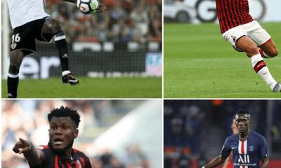 Top 10 African Midfielders Since 2016 1