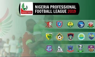 NPFL Suffering In The Hands Of Selfish, Non-Challant League Leaders 2