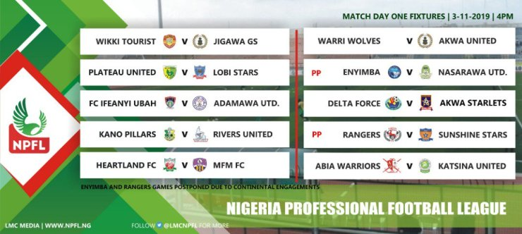NPFL 2019/20: Familiar Foes Meet Again 4