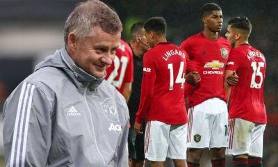 Manchester United And Solskjaer Face December scare 6