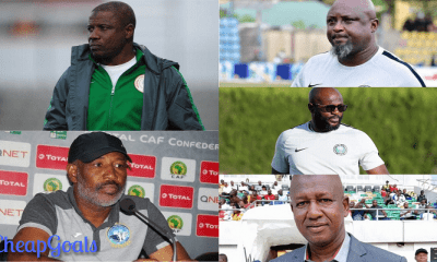Top 10 Coaches In The Nigeria Professional Football League (NPFL) 7