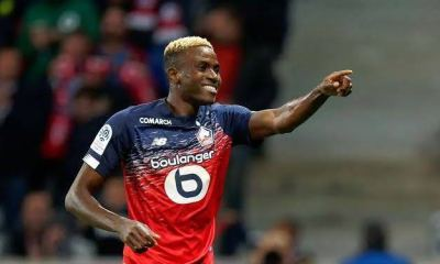 Victor Osimhen - An Ebullient Nigerian That Has Made Lille Fans Forget Pepe 32