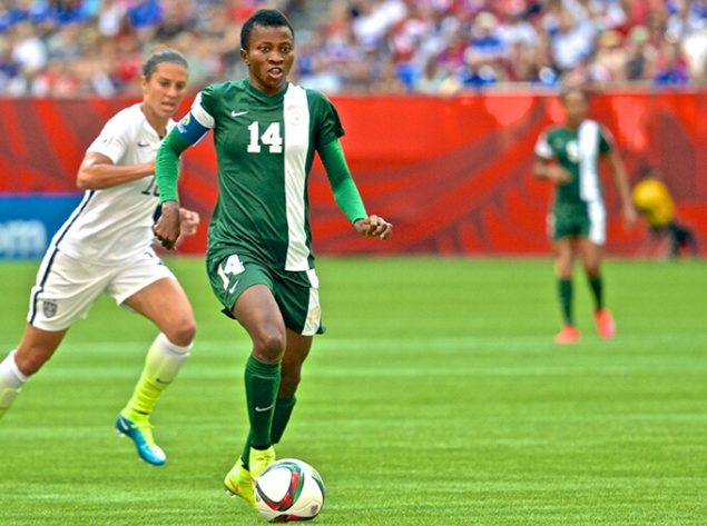 Top Nigeria Female Footballers Of The Last Decade
