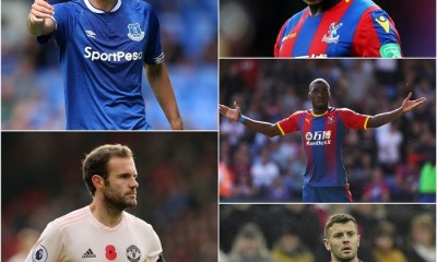 Top Overpaid Players In The 2019/20 Premier League Season 3