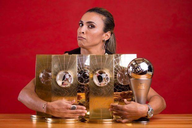 Marta: The Brazilian Female Pele Who Revolutionized Women's Soccer
