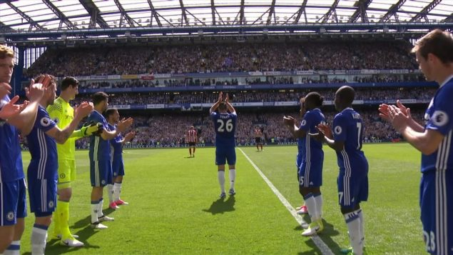 """The Secret Behind John Terry's Jersey Number """"26"""""""
