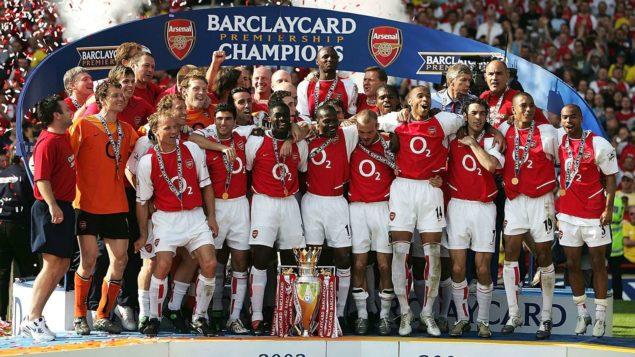 Arsenal's Invincible: The Provenance & The Success