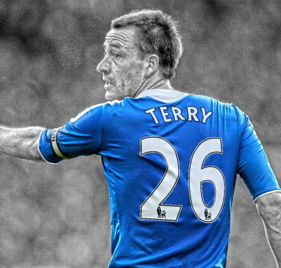 """The Classy Secret Behind John Terry's Jersey Number """"26"""""""