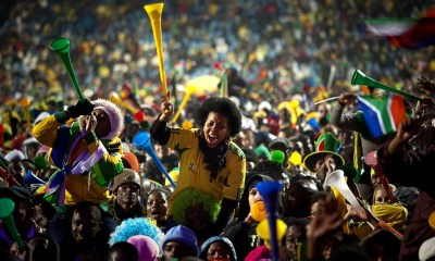 Top 10 African Countries With The Most Vibrant & Passionate Soccer Fans