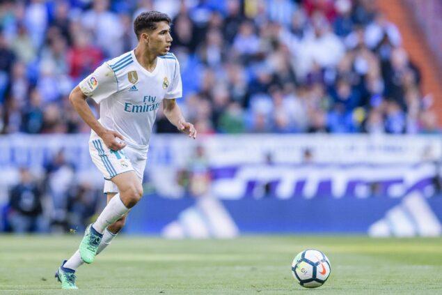 Real Madrid's Achraf Hakimi Conundrum