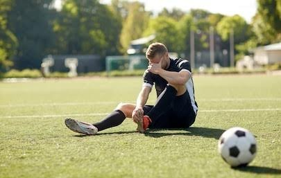 15 Of Top Most Injury Prone Footballers 2