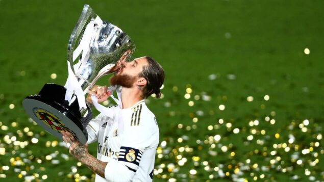 Real Madrid's Journey To Win The 34th La Liga Title