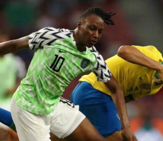 Super Eagles: Top 9 Players Who Netted On International Debut