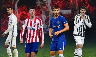 Alvaro Morata: The New Journeyman