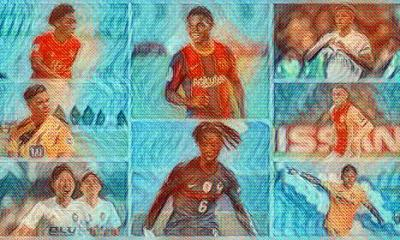16 Of Europe's Next Generation Stars Age 17-20 11