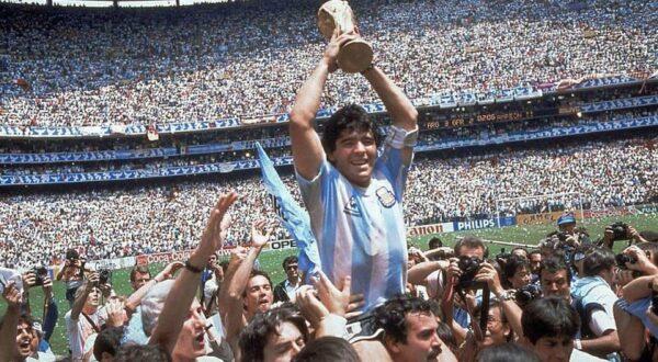 Diego Maradona: His Transgression & god Status