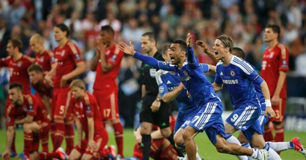 Champions League: 10 Of The Best UCL Final