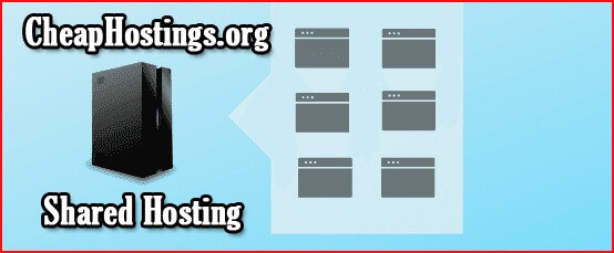 shared hostings