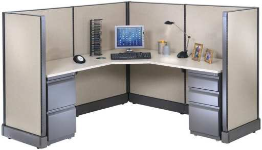 Low Cost Office Cubicles