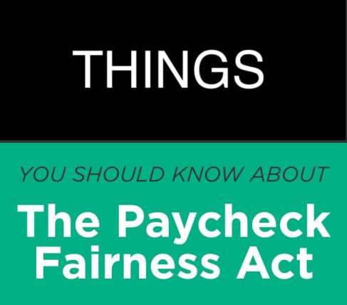 Paycheck Fairness Act Facts