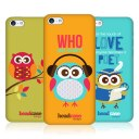 back case owl design