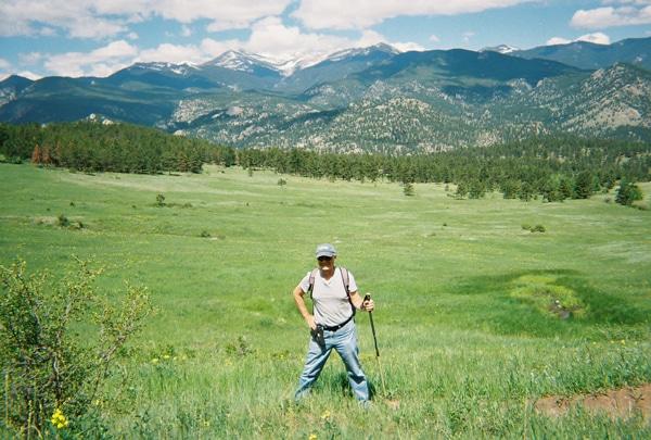 Crozier Mountain Meadow