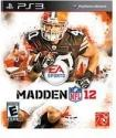 Madden NFL 12 Video Game for PlayStation 3 for $10 + Shipping
