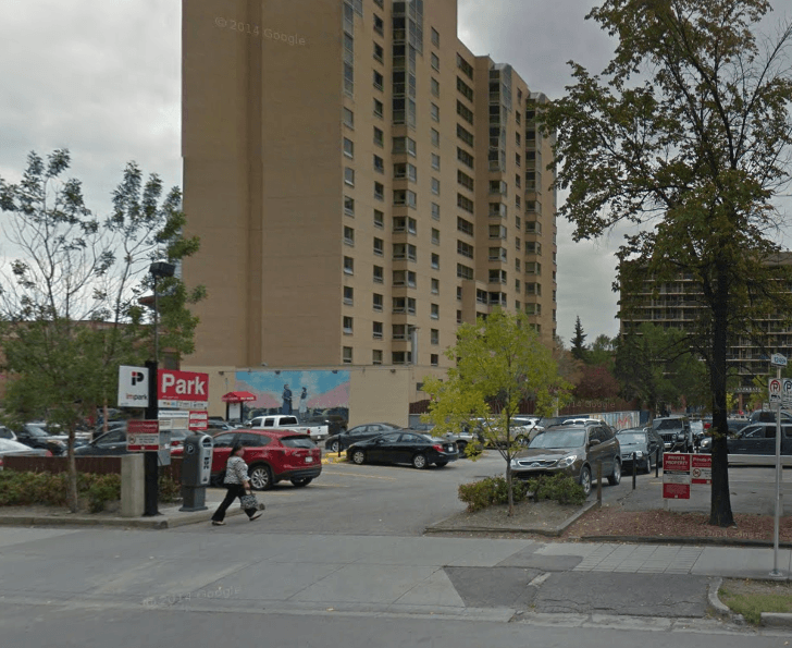 Restaurants Downtown Calgary 6th Ave