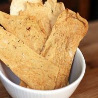 Homemade crackers recipe