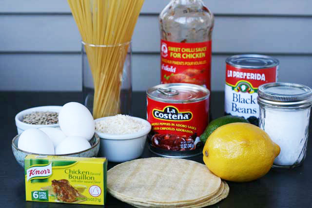 Top 10 cheap ingredients, from Cheap Recipe Blog