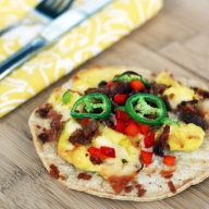 Breakfast tostadas recipe: A super cheap and easy breakfast recipe!