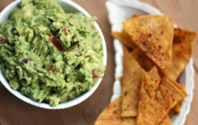 A new guacamole recipe. Unexpected ingredients make this guac recipe totally unique!