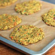 Curried lentil burgers recipe: A flavorful veggie burger recipe that's easy to make!